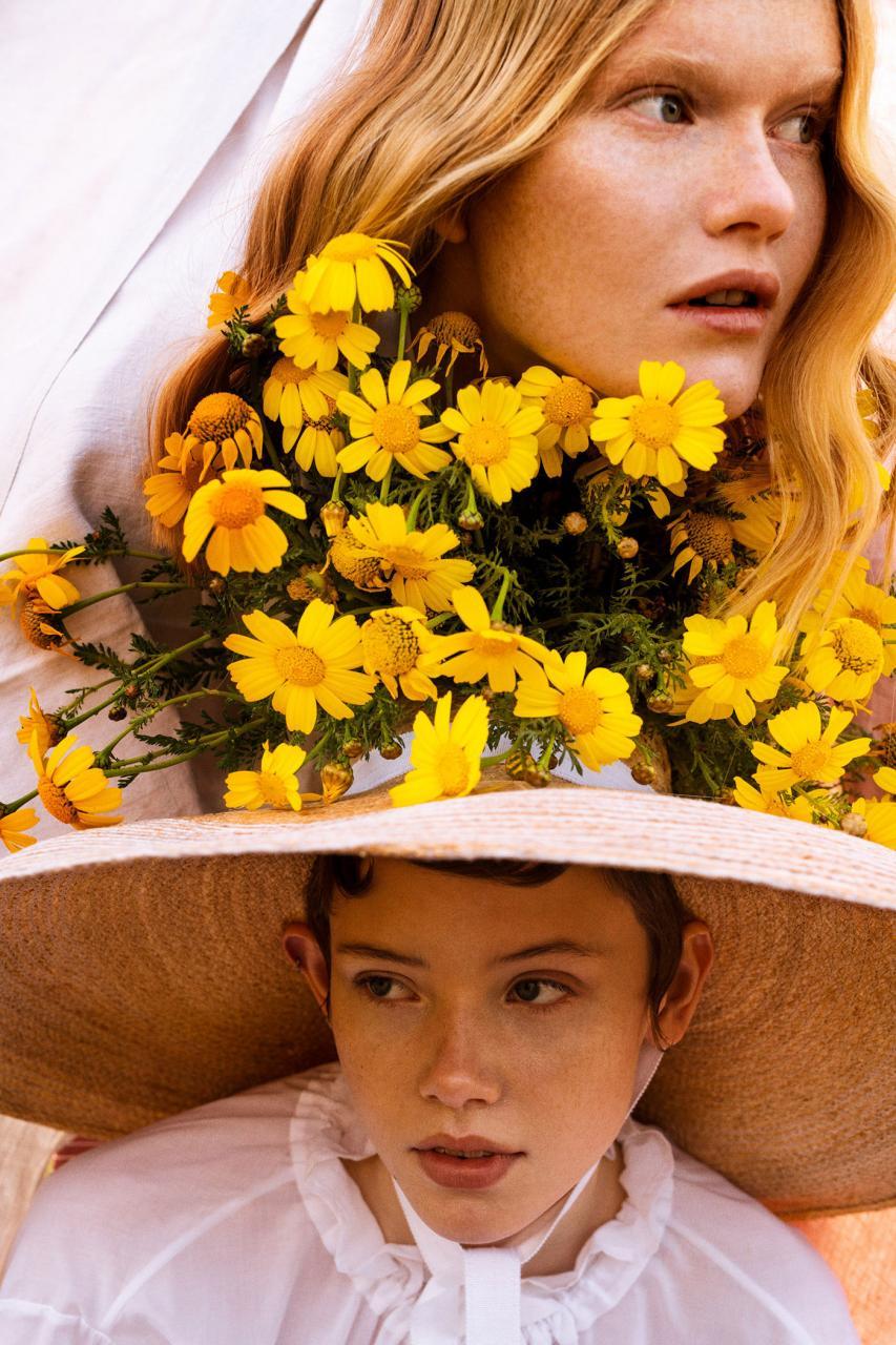 德国摄影师Elizaveta Porodina 外景色彩人像摄影作品分享 时尚图库 第3张