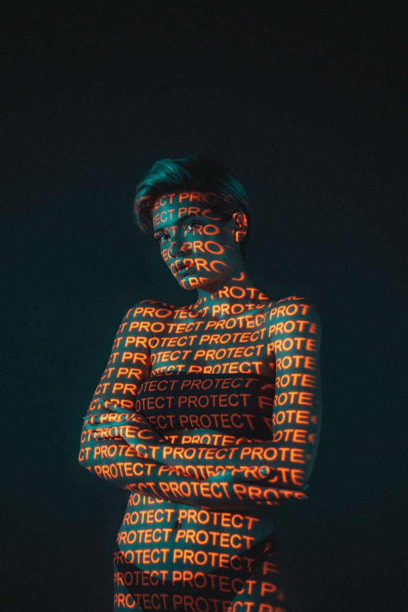 酷炫的创意人像摄影 ATZEN Skin Care // 19TONES 时尚图库 第8张