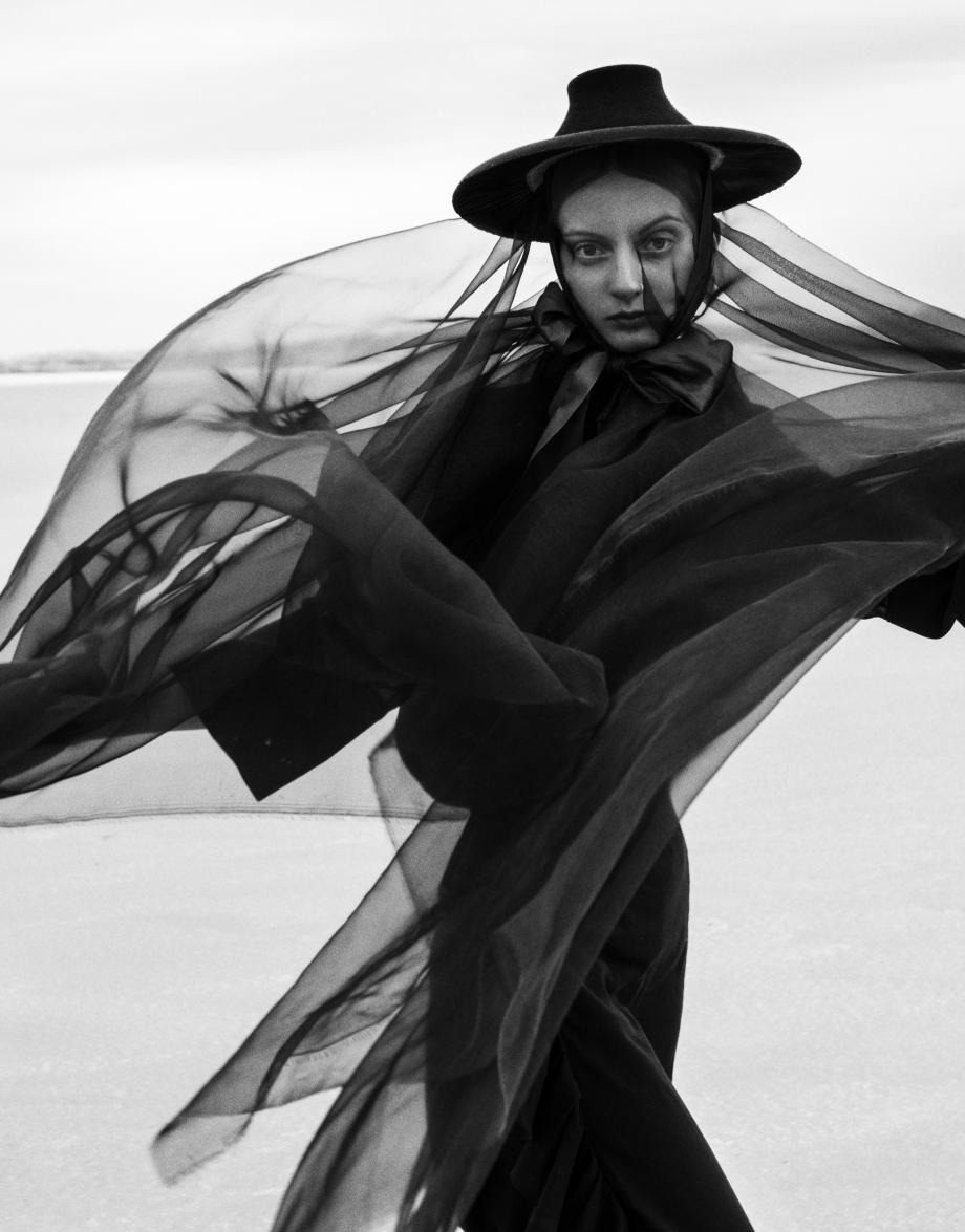 俄罗斯摄影师 Elizaveta Porodina 时尚人像摄影作品 时尚图库 第7张