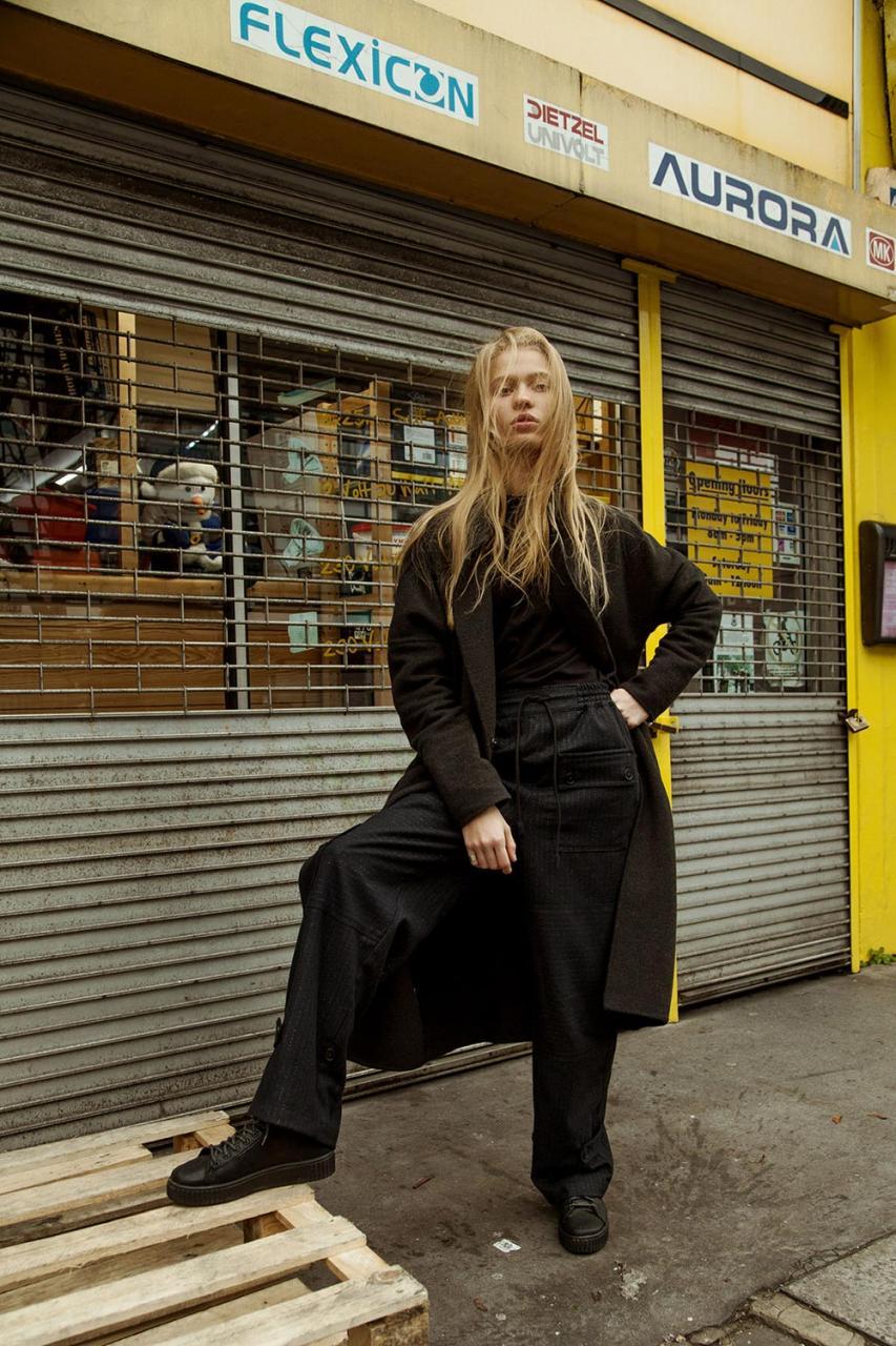 伦敦摄影师Stephane Sb 人像摄影作品 【Karina】 审美灵感 第11张