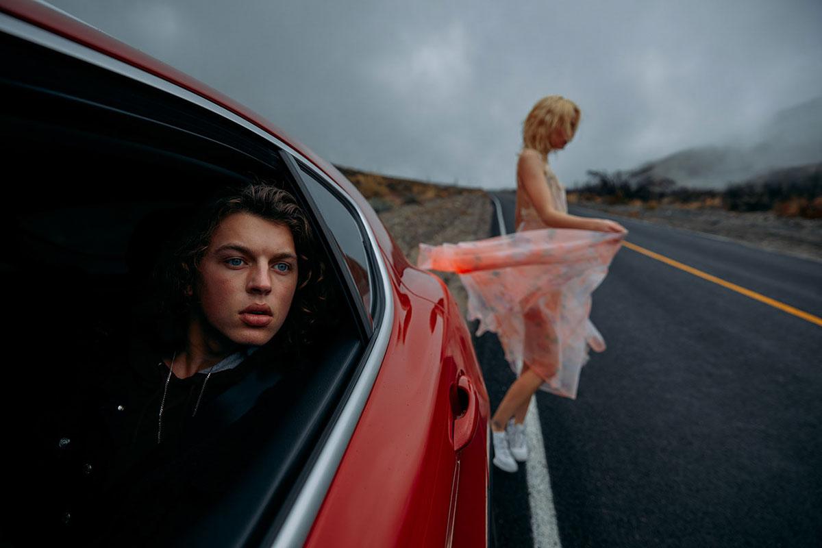 摄影师Dave Hill摄影作品Alfa Romeo Stelvio 审美灵感 第17张