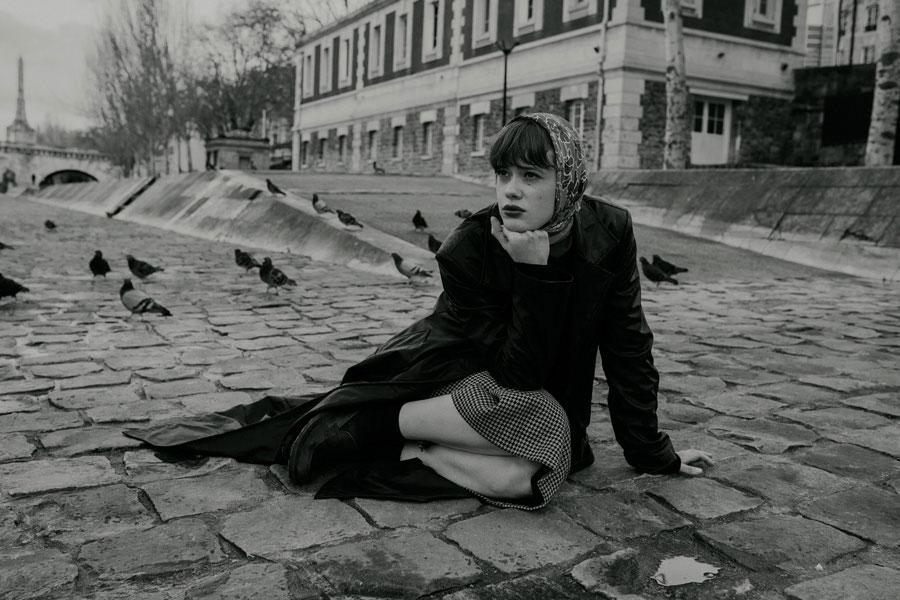 摄影师Marta Bevacqua人像作品【January】 审美灵感 第5张