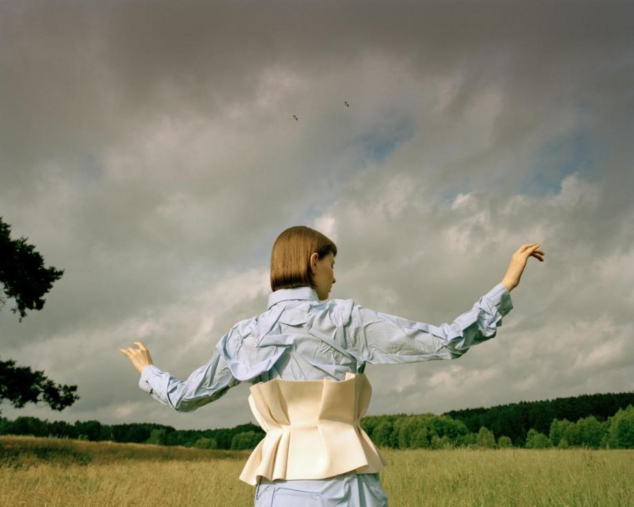 摄影师James Perolls的胶片质地人像色彩练习场 时尚图库 第12张