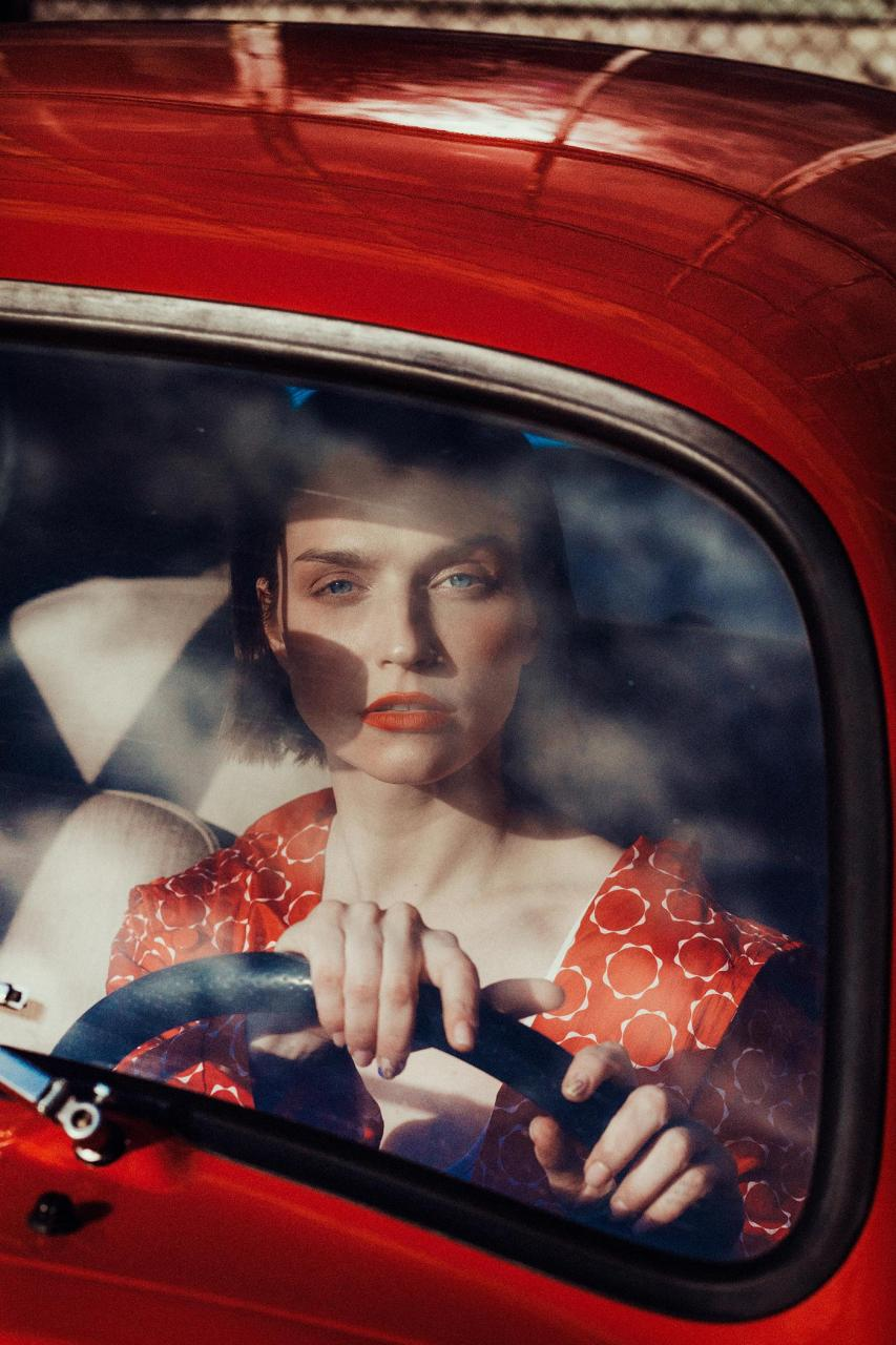 乌克兰摄影是marta syrko 色彩人像作品 for Sasha 时尚图库 第14张