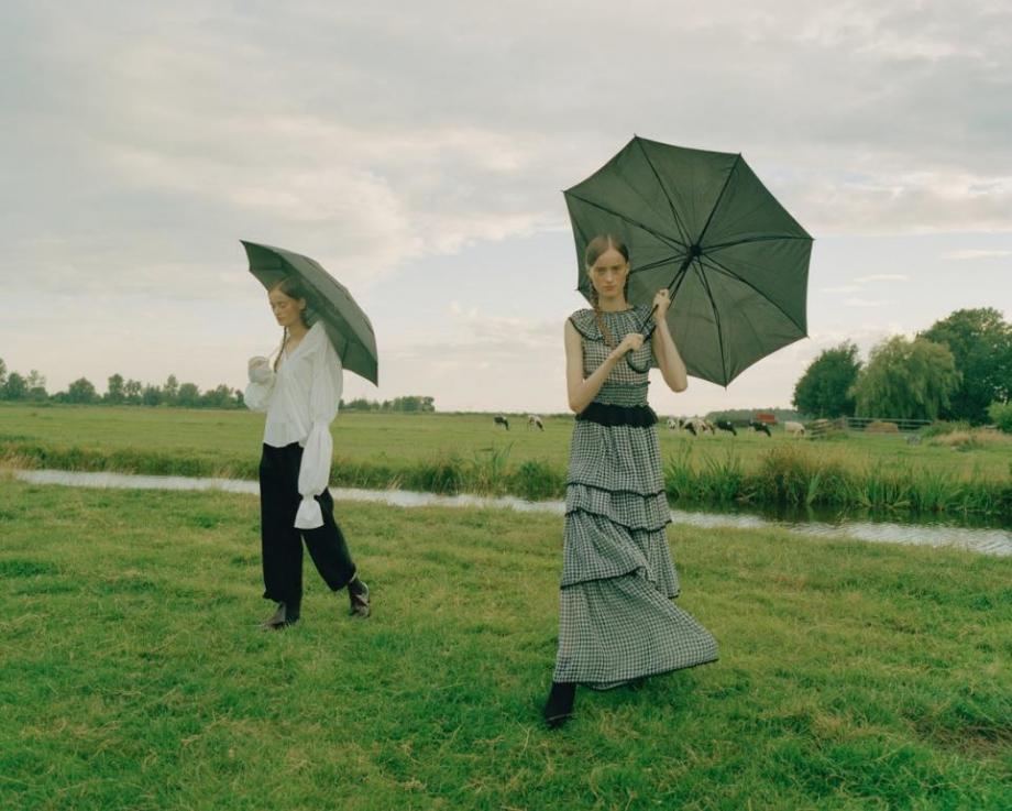 摄影师James Perolls的胶片质地人像色彩练习场 时尚图库 第13张