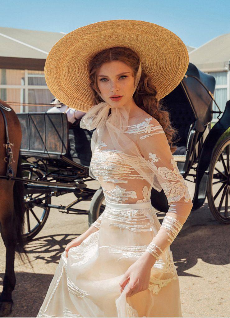 色彩非常强烈的一组外景人像 La Mancha 时尚图库 第9张