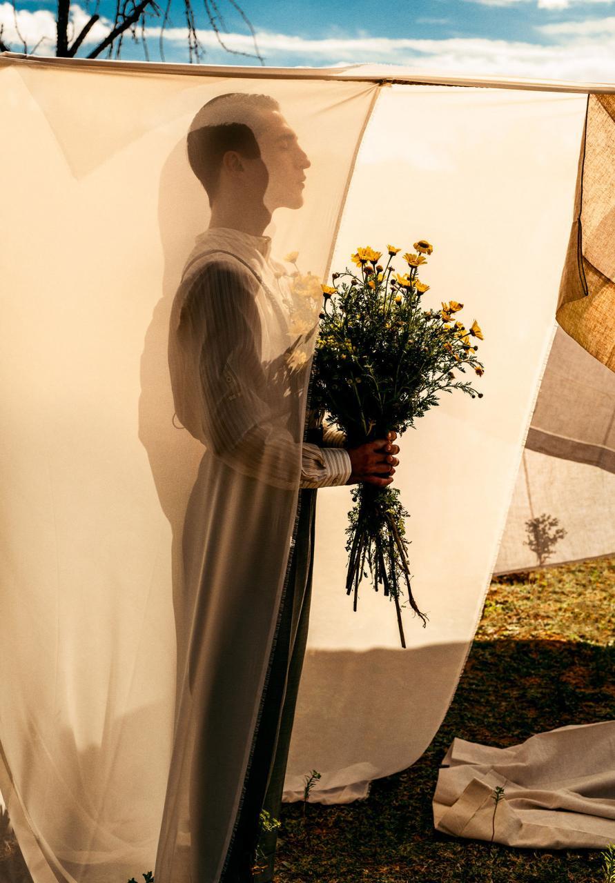 德国摄影师Elizaveta Porodina 外景色彩人像摄影作品分享 时尚图库 第4张