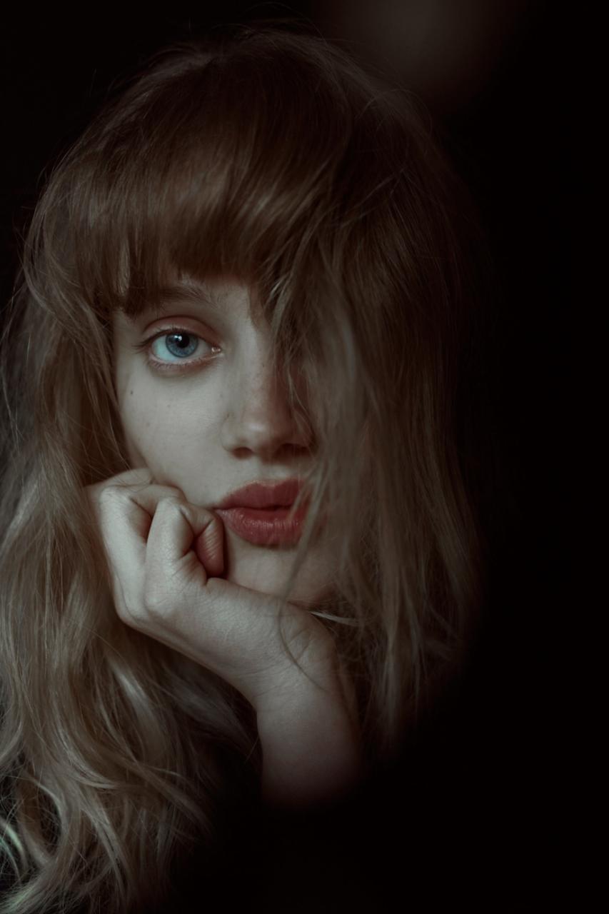 Marta Bevacqua人像摄影师作品 细腻柔美 时尚图库 第5张