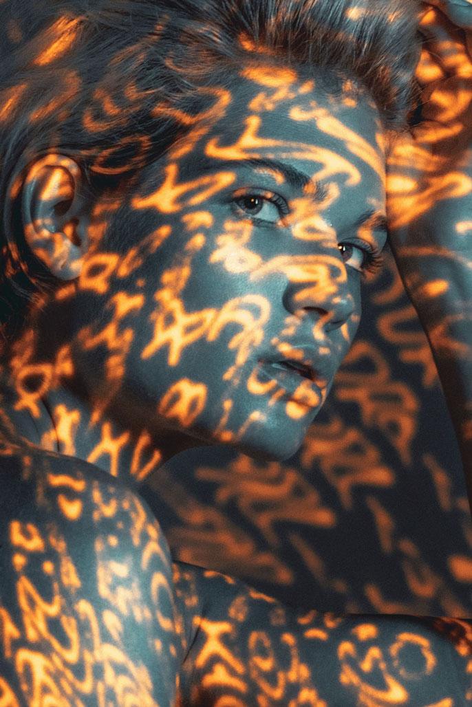 酷炫的创意人像摄影 ATZEN Skin Care // 19TONES 时尚图库 第14张