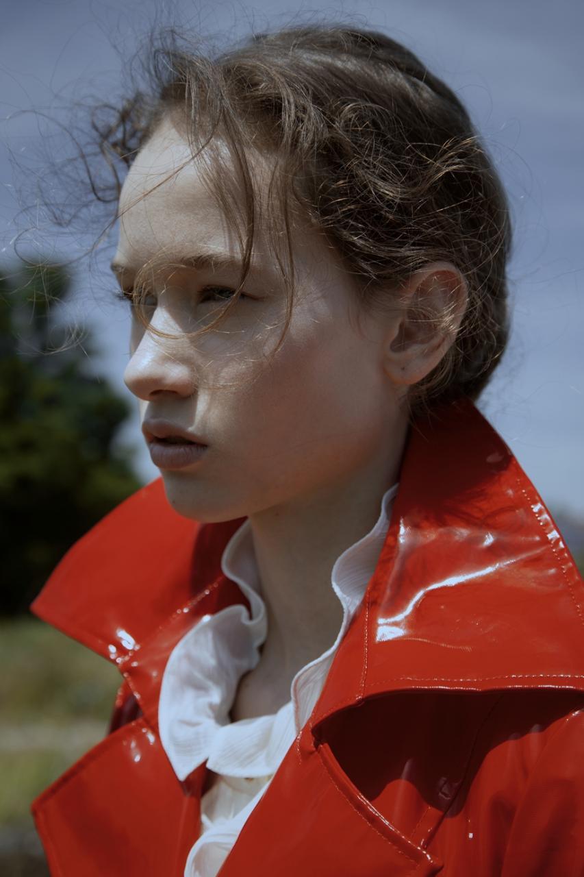 《Flanelle》杂志人像 摄影师Lucía Arabian 第二弹 时尚图库 第8张