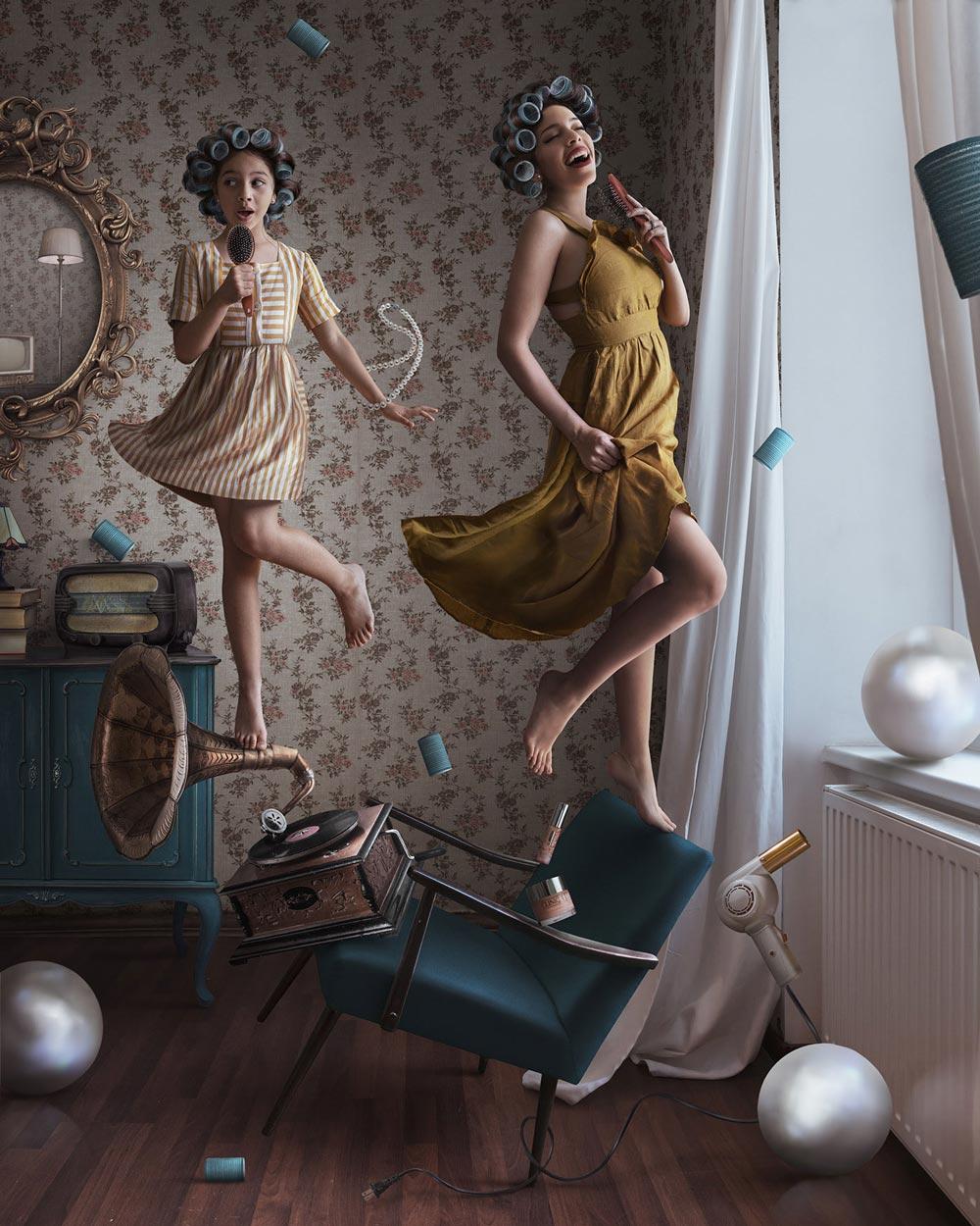 Vanessa Rivera 创意合成人像系列作品 时尚图库 第20张