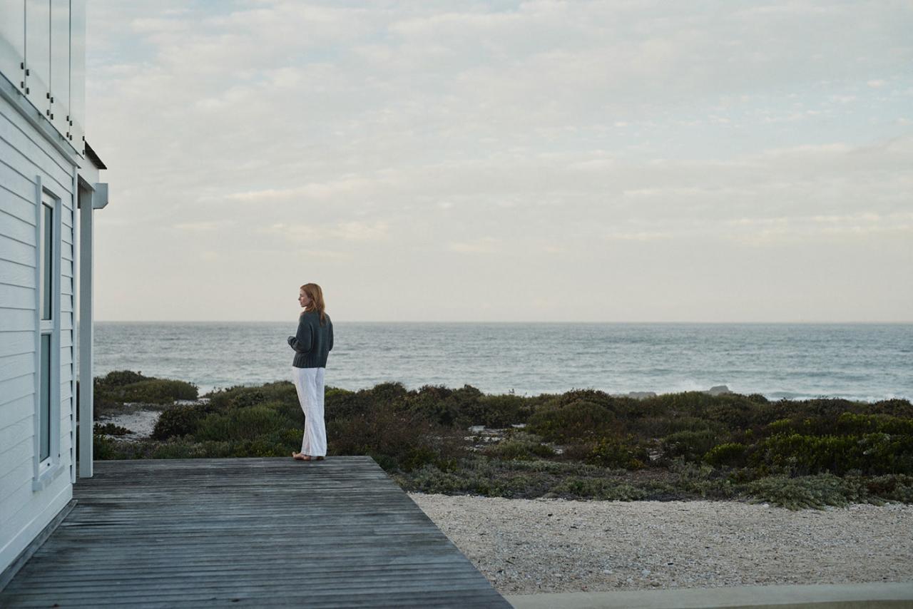 德国摄影师Maximilian Motel 海景房屋人像作品 时尚图库 第11张