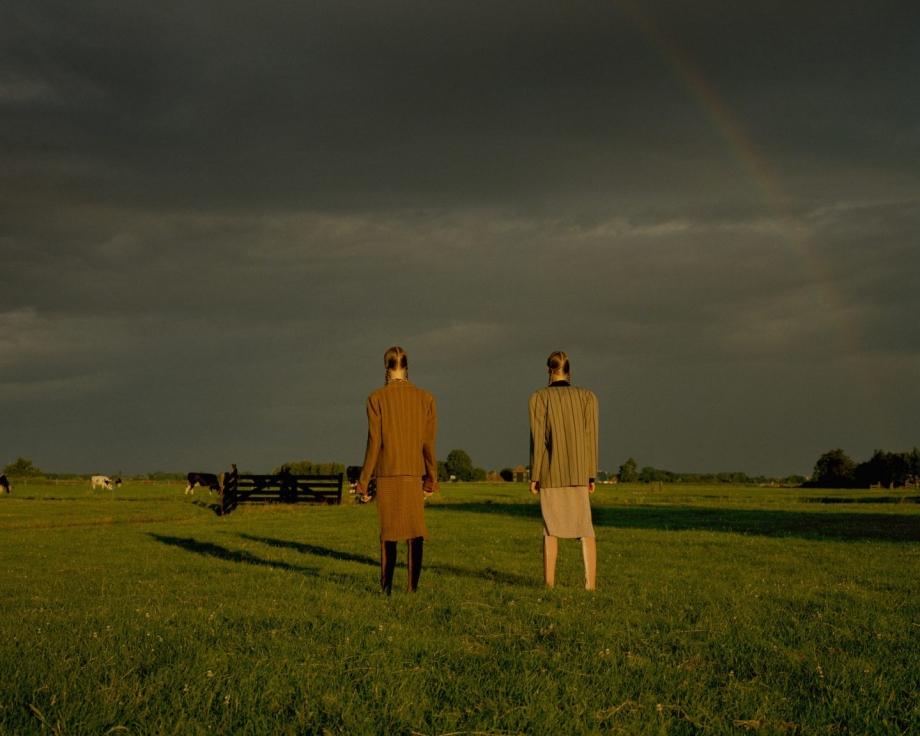 摄影师James Perolls的胶片质地人像色彩练习场 时尚图库 第15张