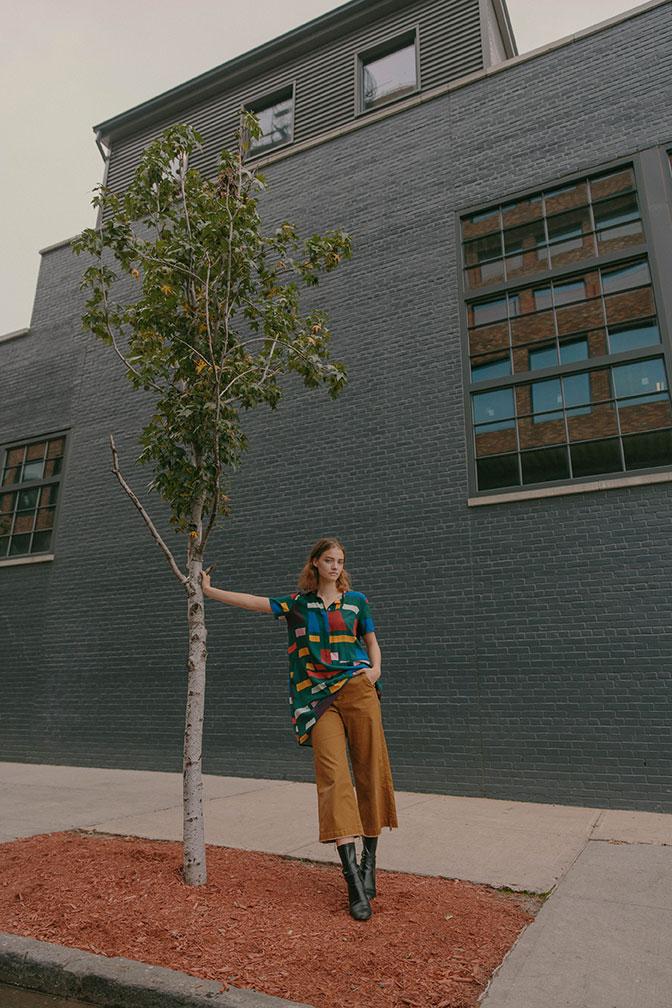摄影师 Monika Ottehenning 人像作品 【Tess】 时尚图库 第10张