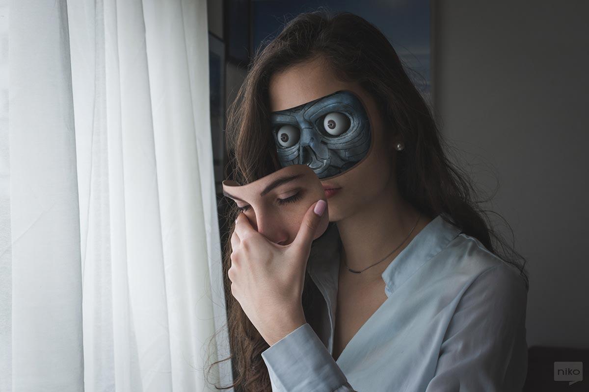 人像创意摄影 人工智能机器人 时尚图库 第8张
