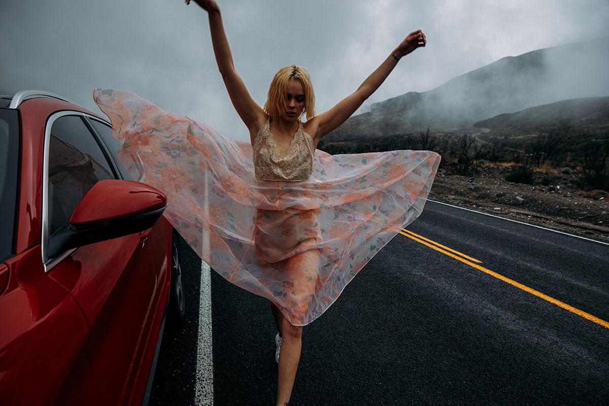 摄影师Dave Hill摄影作品Alfa Romeo Stelvio 审美灵感 第8张