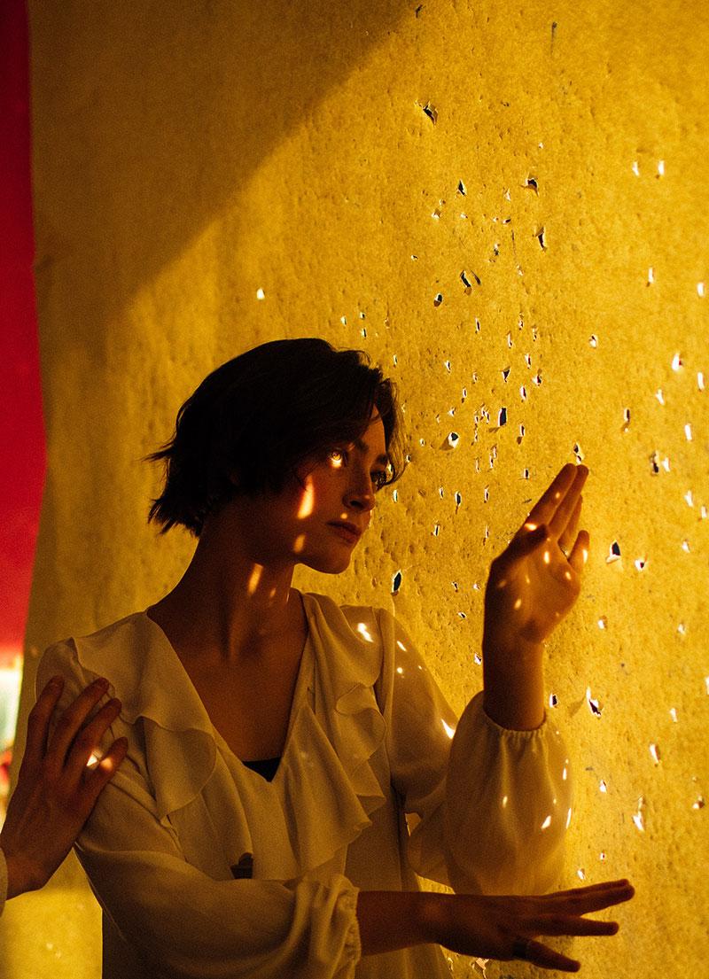 乌克兰美女摄影师 Marta Syrko 人像作品【Valentine project for magazine】 时尚图库 第11张