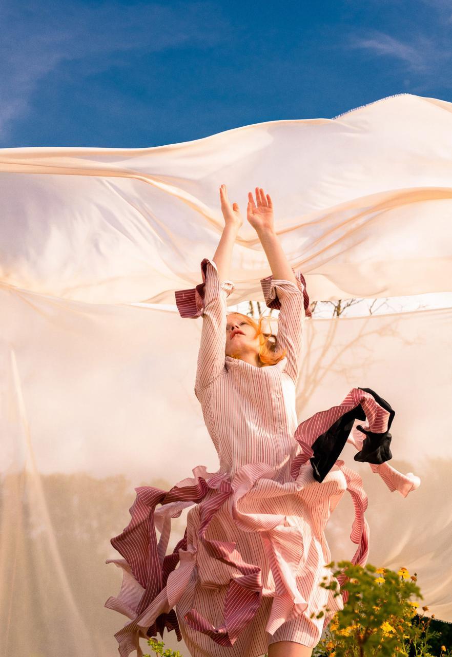 德国摄影师Elizaveta Porodina 外景色彩人像摄影作品分享 时尚图库 第10张