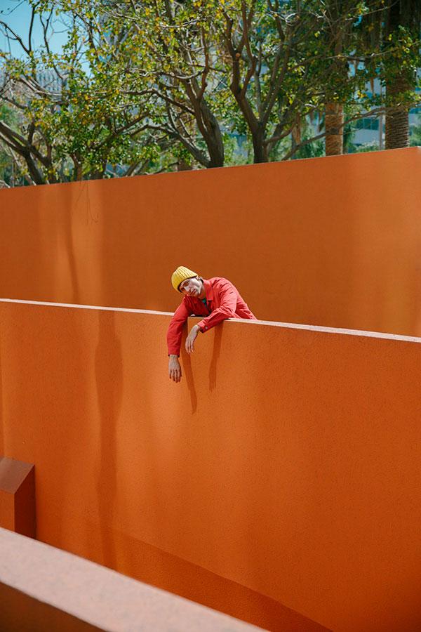 摄影师Monika Ottehenning 色彩人像摄影作品【Ethan】 时尚图库 第10张