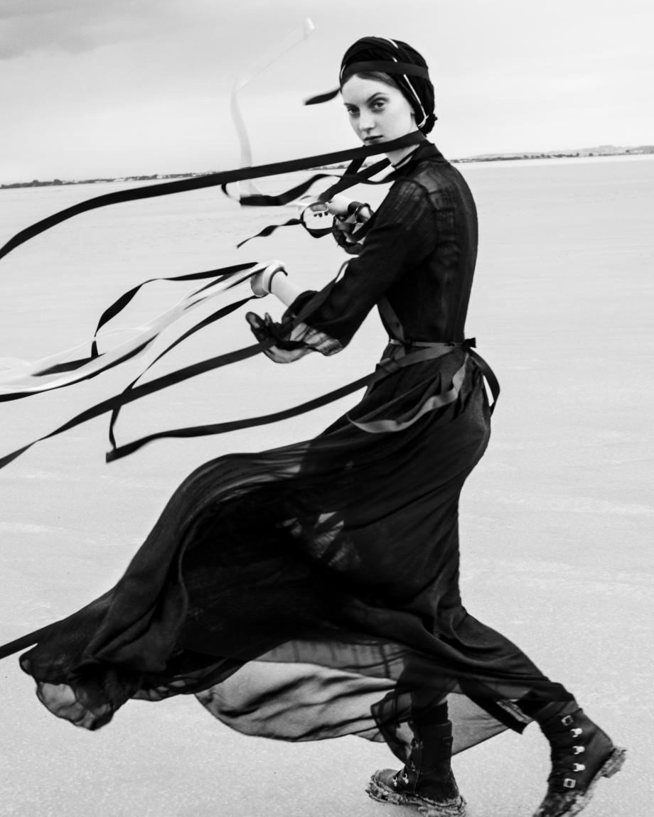 俄罗斯摄影师 Elizaveta Porodina 时尚人像摄影作品 时尚图库 第16张