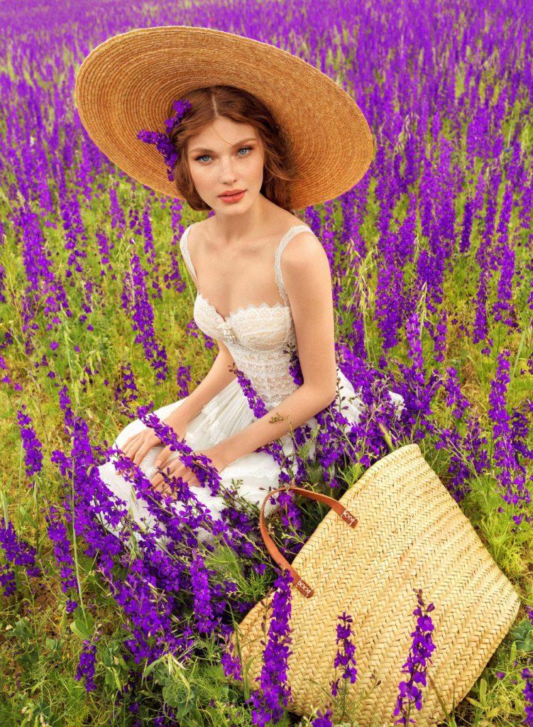 色彩非常强烈的一组外景人像 La Mancha 时尚图库 第24张