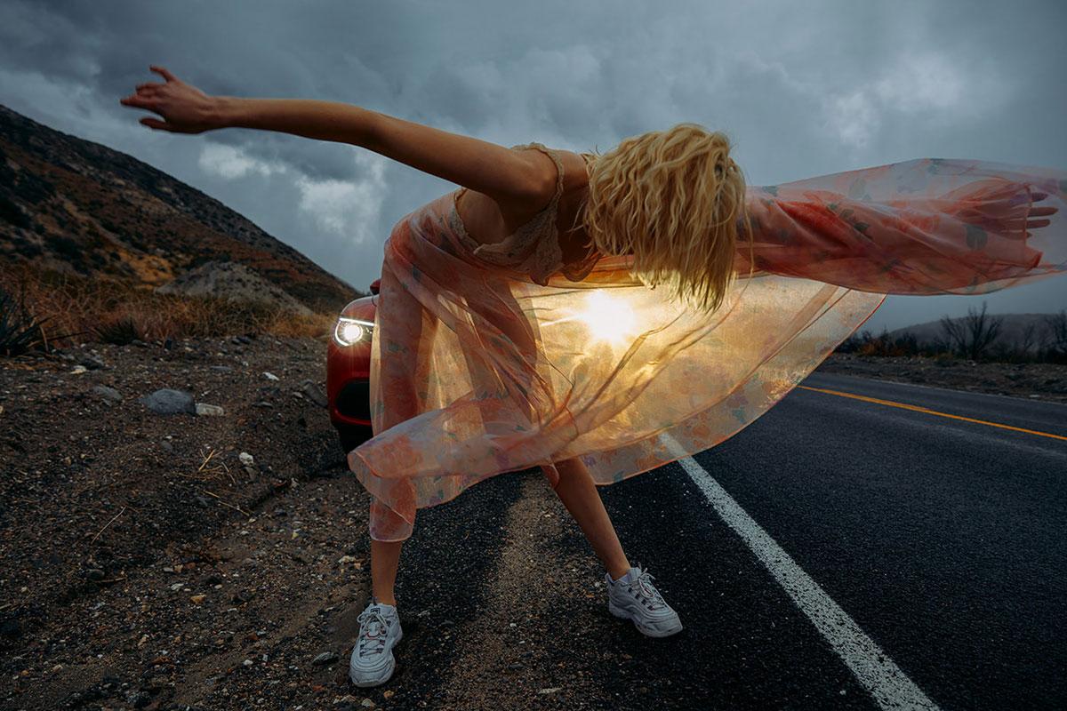 摄影师Dave Hill摄影作品Alfa Romeo Stelvio 审美灵感 第11张