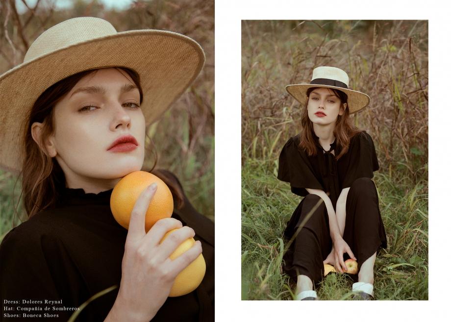 《Flanelle》杂志人像作品 摄影师Lucía Arabian 审美灵感 第8张
