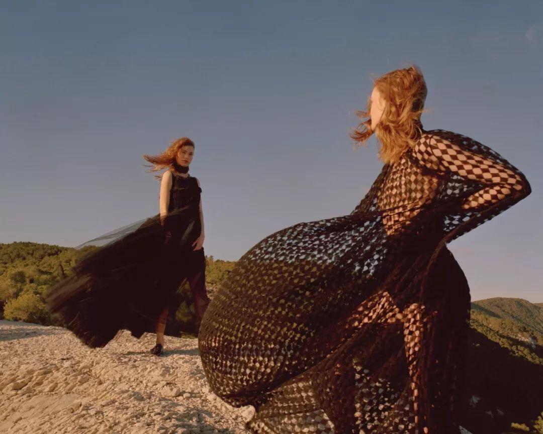 摄影师James Perolls的胶片质地人像色彩练习场 时尚图库 第5张