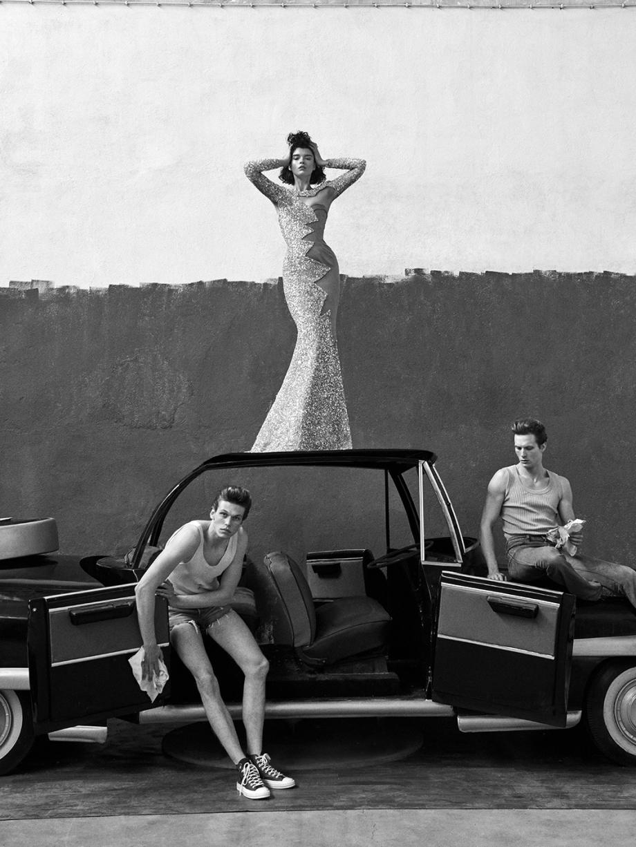 《Vogue》葡萄牙版 九月刊 Amor Sem Barreiras 西区故事 审美灵感 第5张