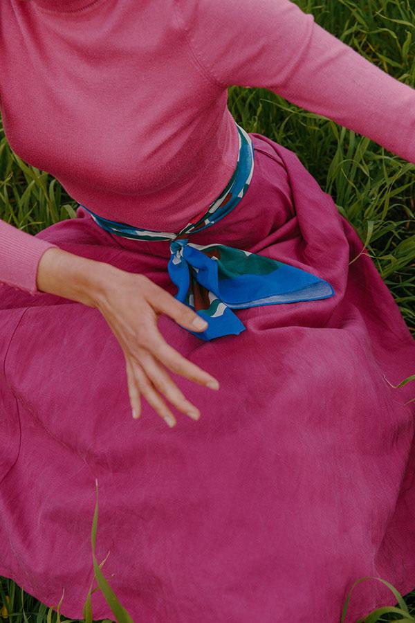 摄影师Monika Ottehenning 镜头下的色彩搭配 时尚图库 第9张
