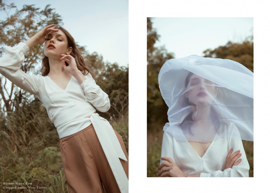 《Flanelle》杂志人像作品 摄影师Lucía Arabian 审美灵感 第6张