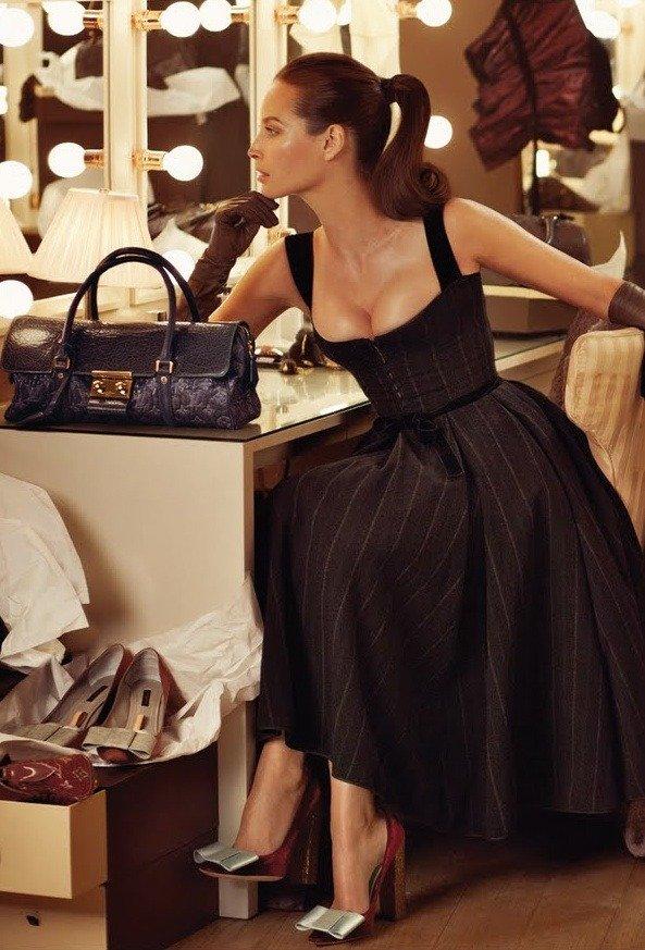 Louis Vuitton 的广告摄影 时尚图库 第6张