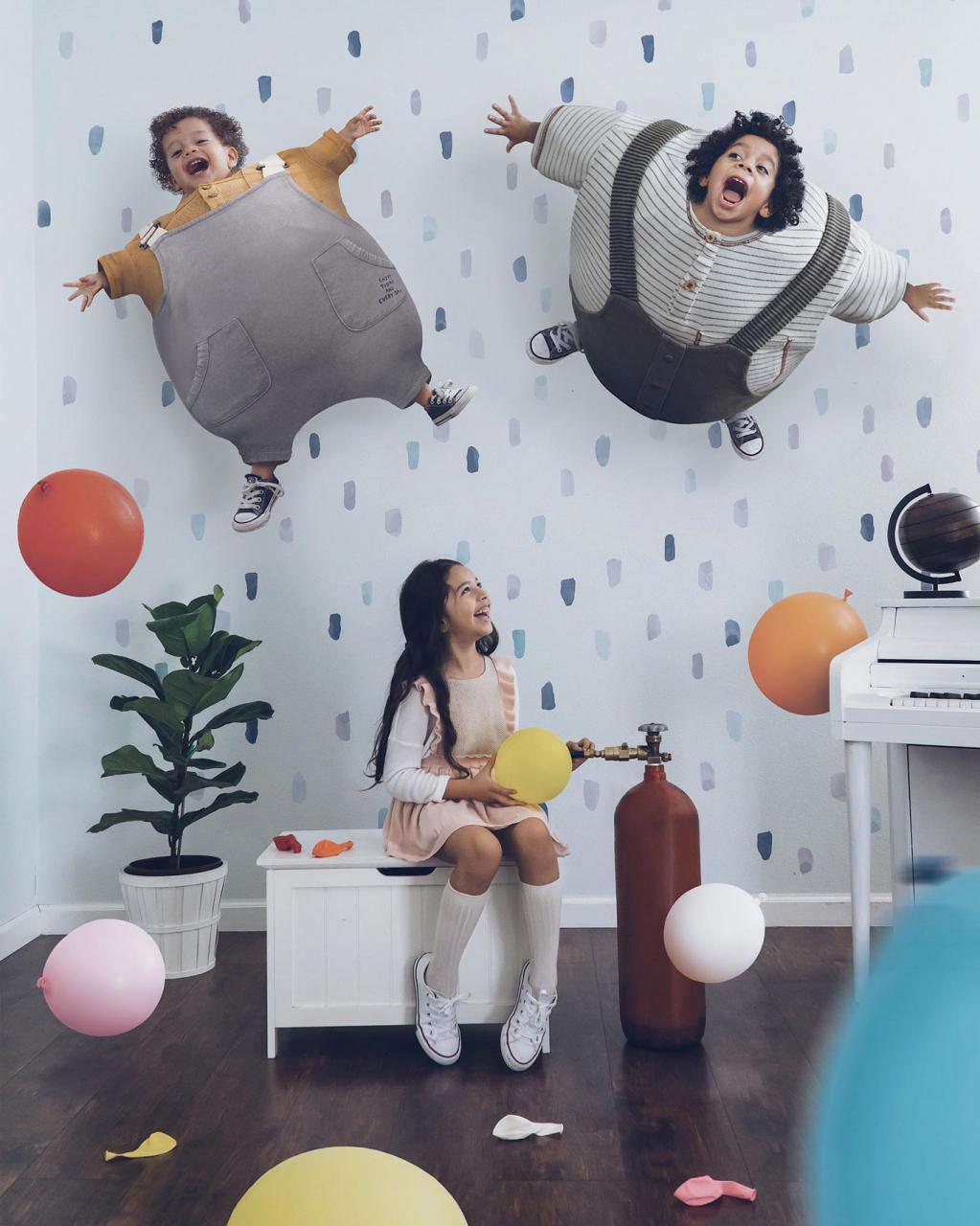 Vanessa Rivera 创意合成人像系列作品 时尚图库 第17张
