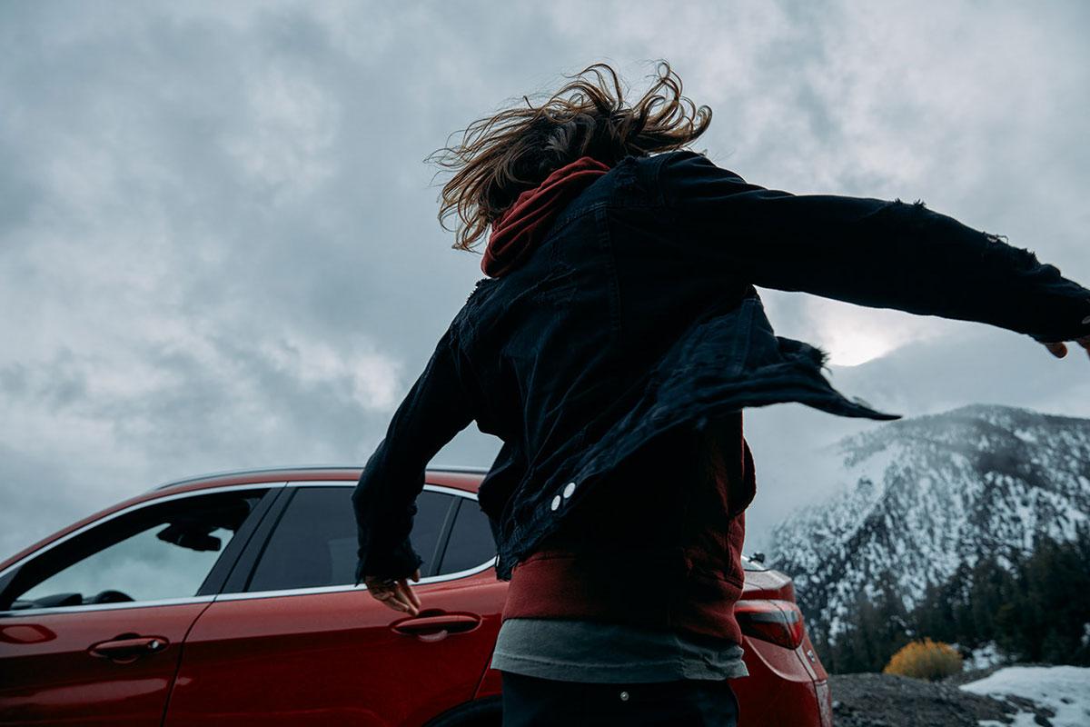 摄影师Dave Hill摄影作品Alfa Romeo Stelvio 审美灵感 第6张