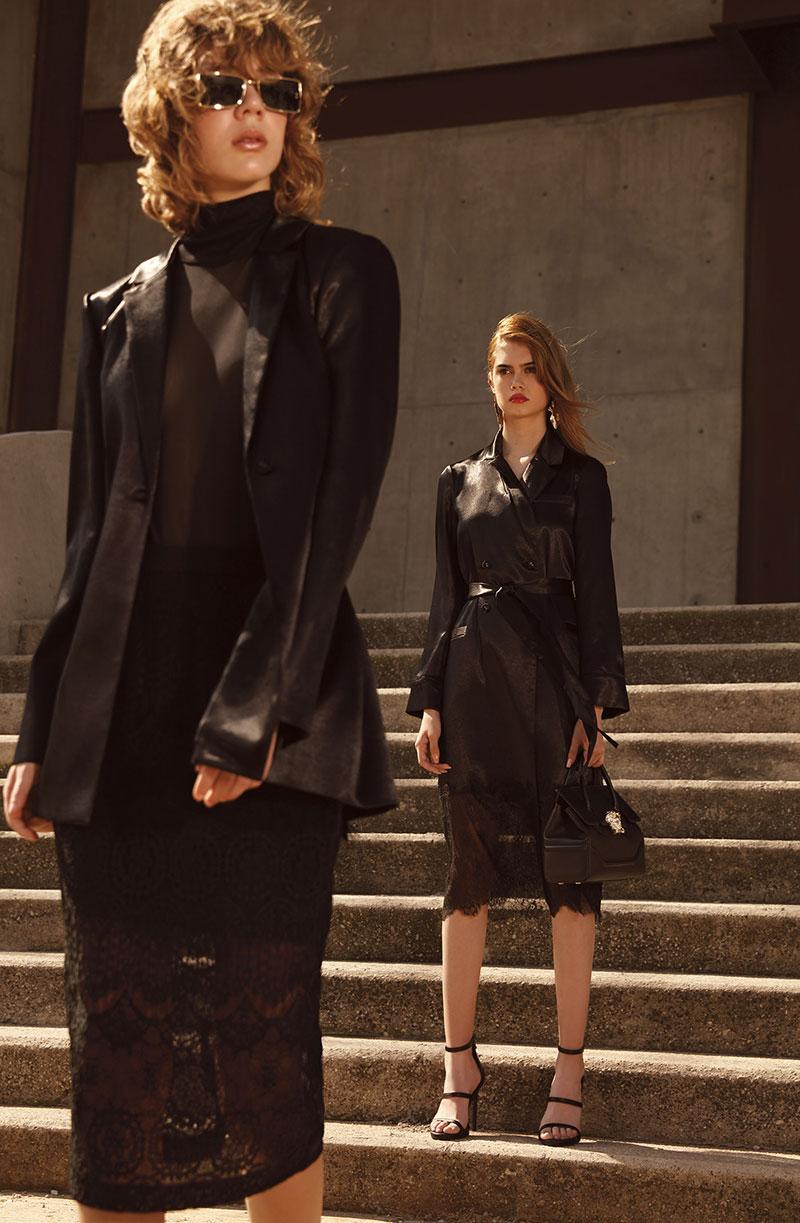 奢侈品旅行杂志摄影作品 外景时尚人像 时尚图库 第4张