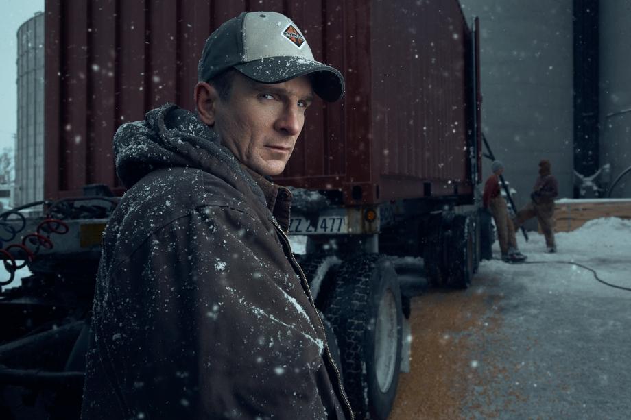 美国摄影师Andy Goodwin镜头下的车司机 审美灵感 第18张