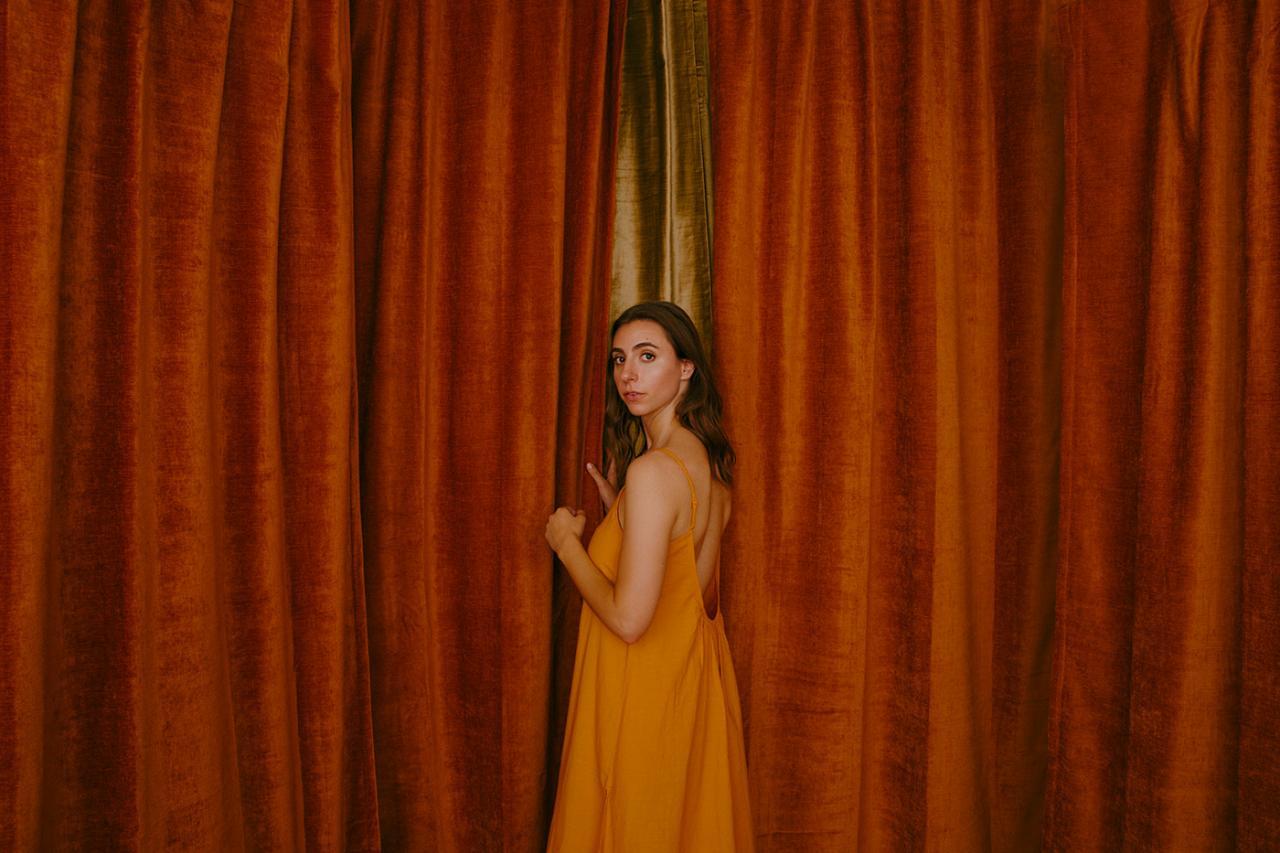 摄影史 Monika Ottehenning 摄影作品【Megan】 时尚图库 第1张