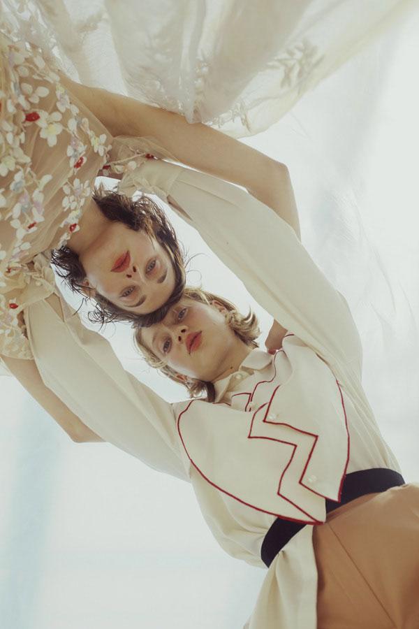 驻法国摄影师Marta Bevacqua人像摄影作品【Sandra Mansour】 时尚图库 第10张