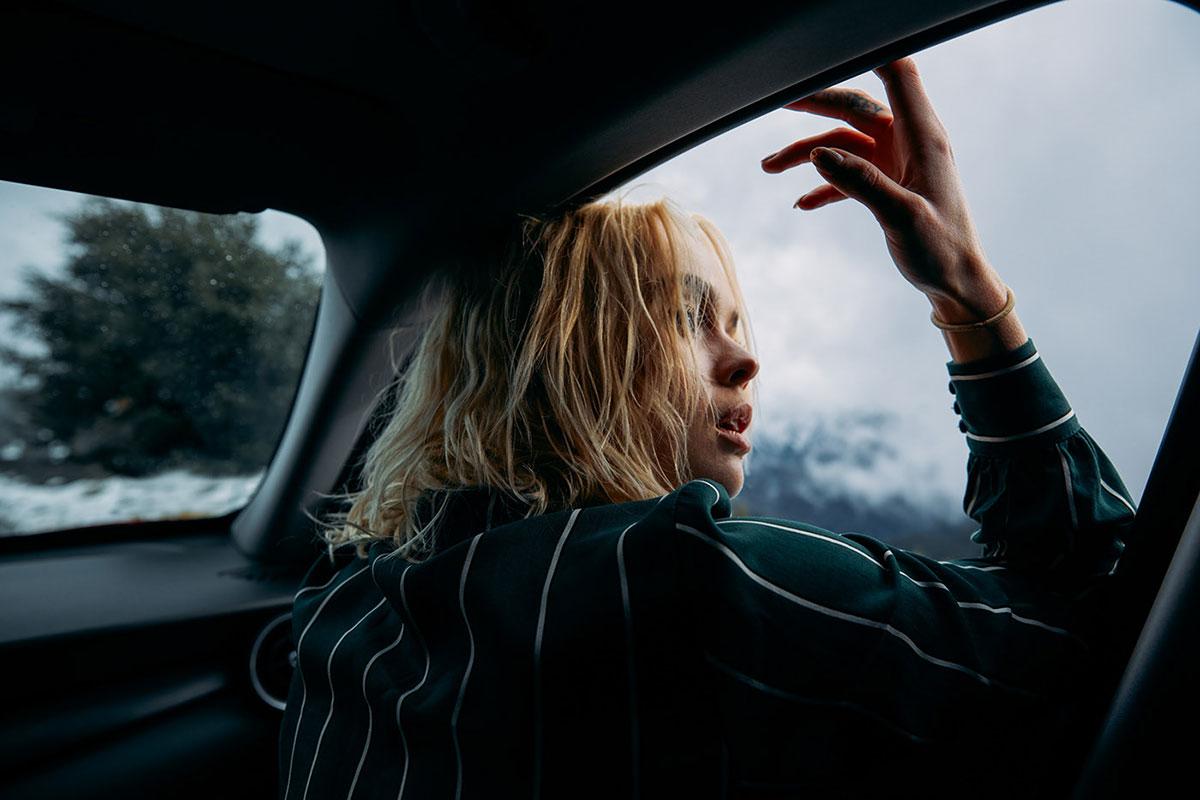 摄影师Dave Hill摄影作品Alfa Romeo Stelvio 审美灵感 第2张