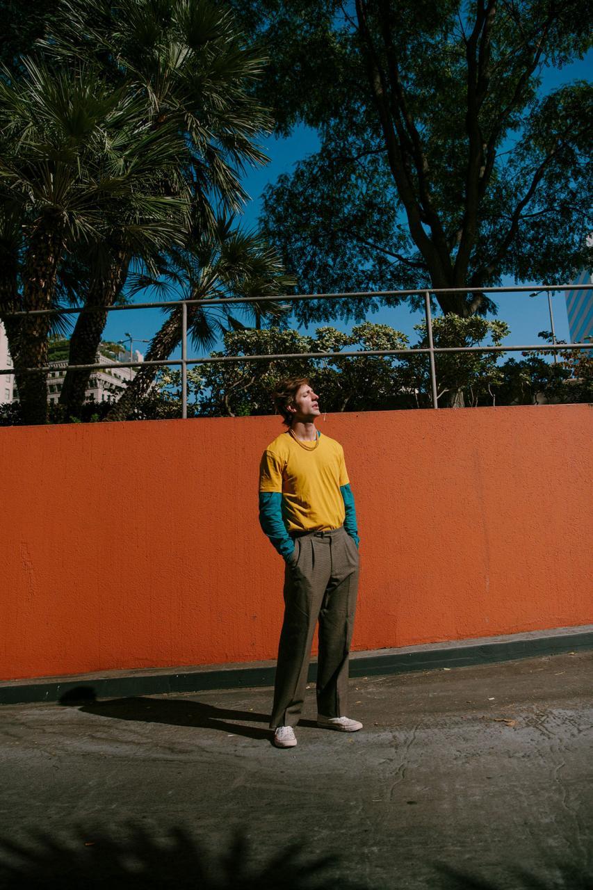 摄影师Monika Ottehenning 色彩人像摄影作品【Ethan】 时尚图库 第8张