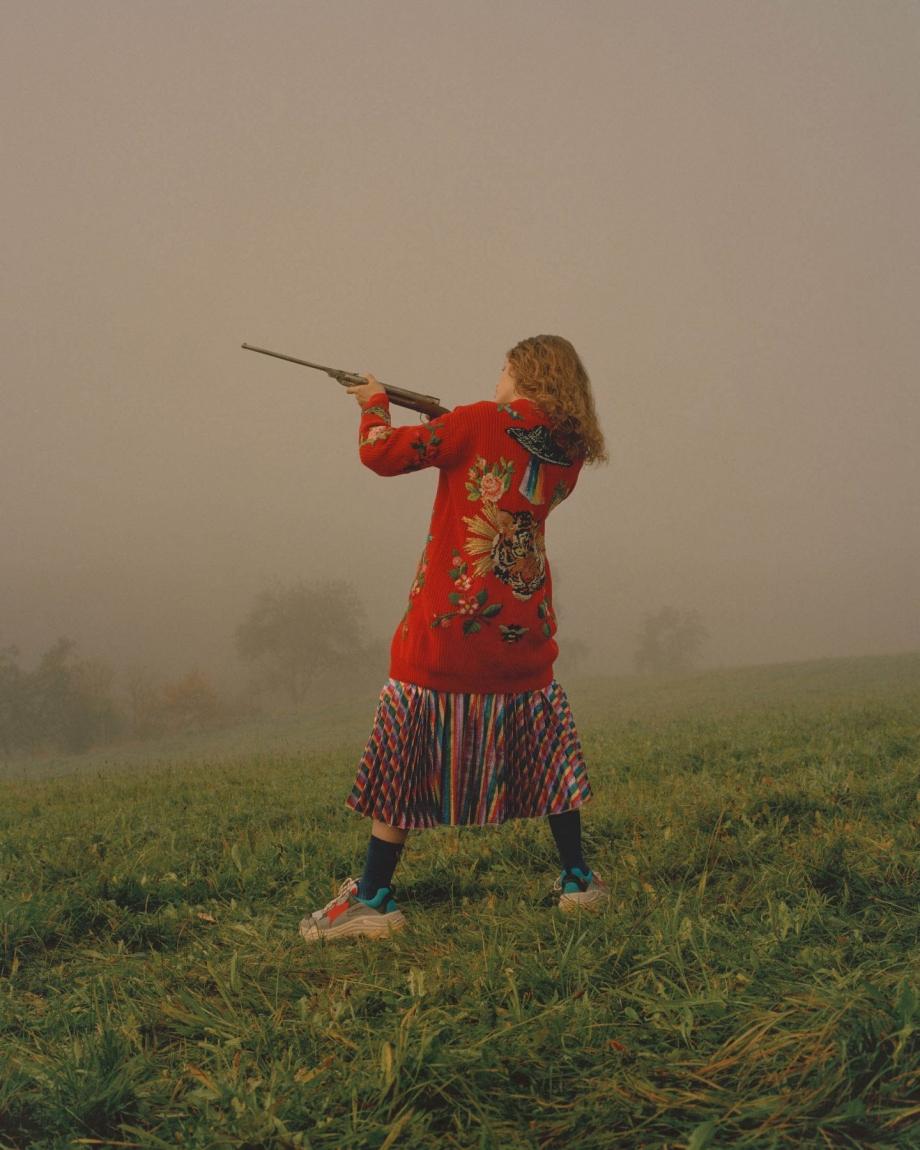 摄影师James Perolls的胶片质地人像色彩练习场 审美灵感 第27张