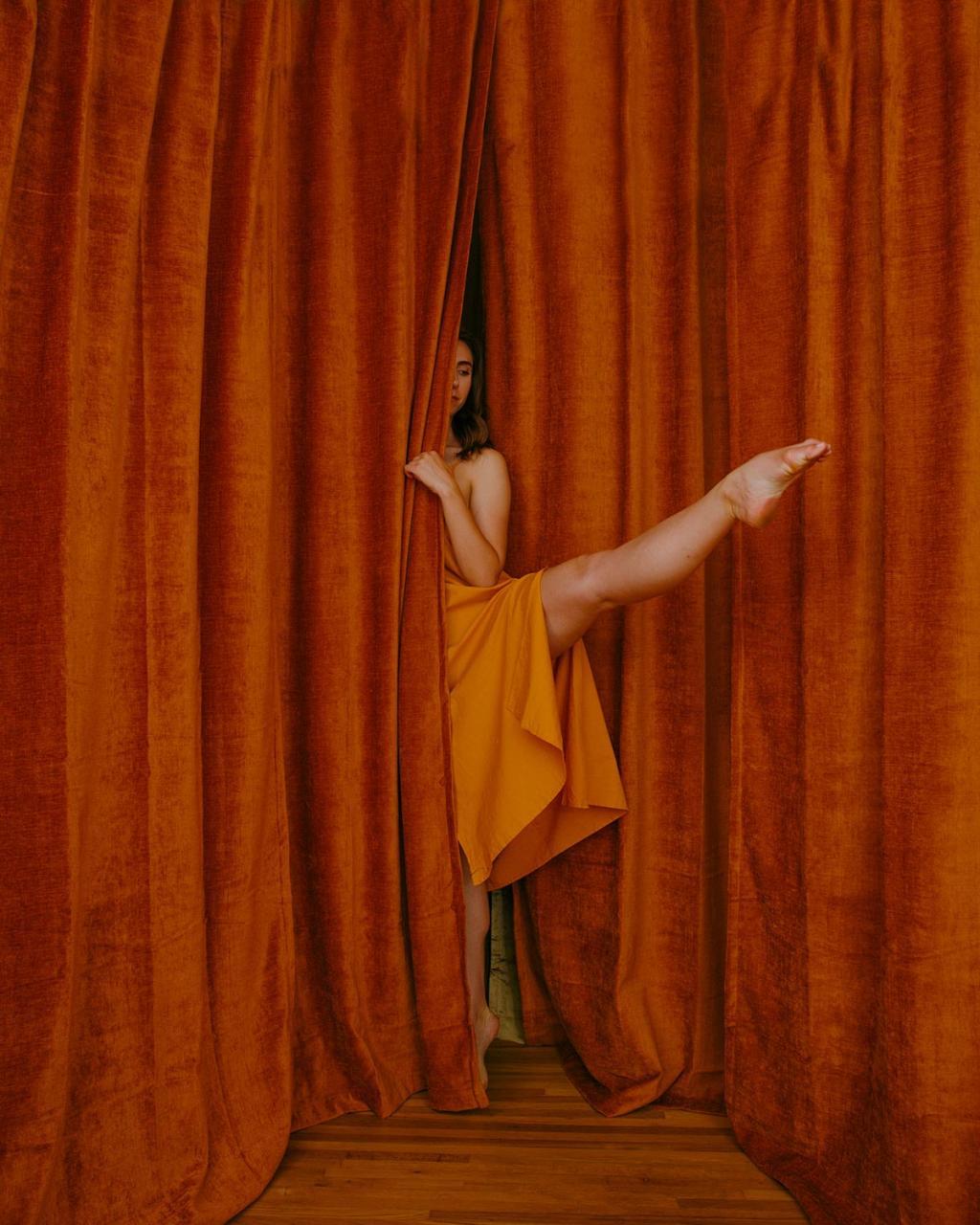 摄影史 Monika Ottehenning 摄影作品【Megan】 时尚图库 第7张