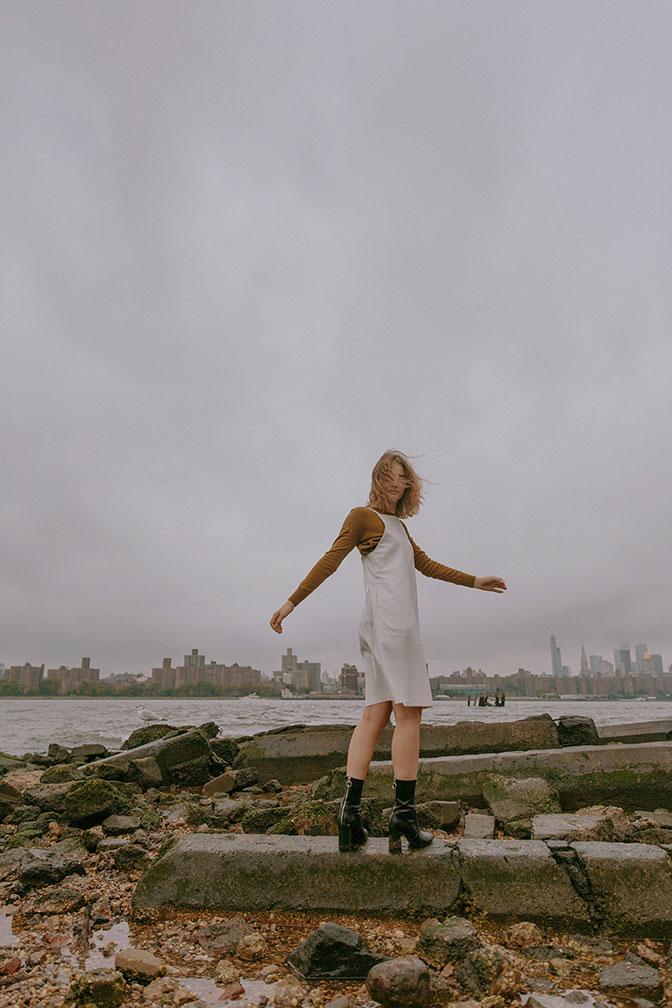 摄影师 Monika Ottehenning 人像作品 【Tess】 时尚图库 第9张