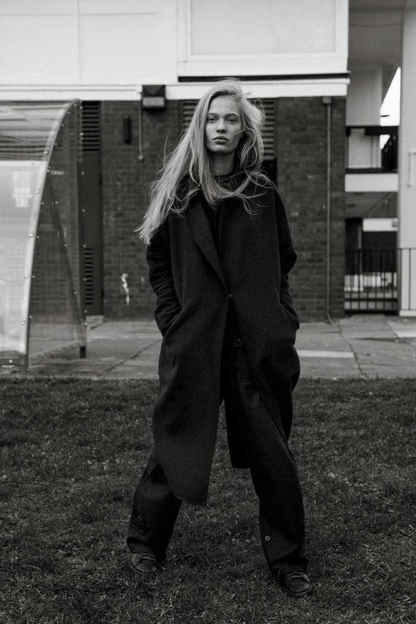 伦敦摄影师Stephane Sb 人像摄影作品 【Karina】 审美灵感 第13张