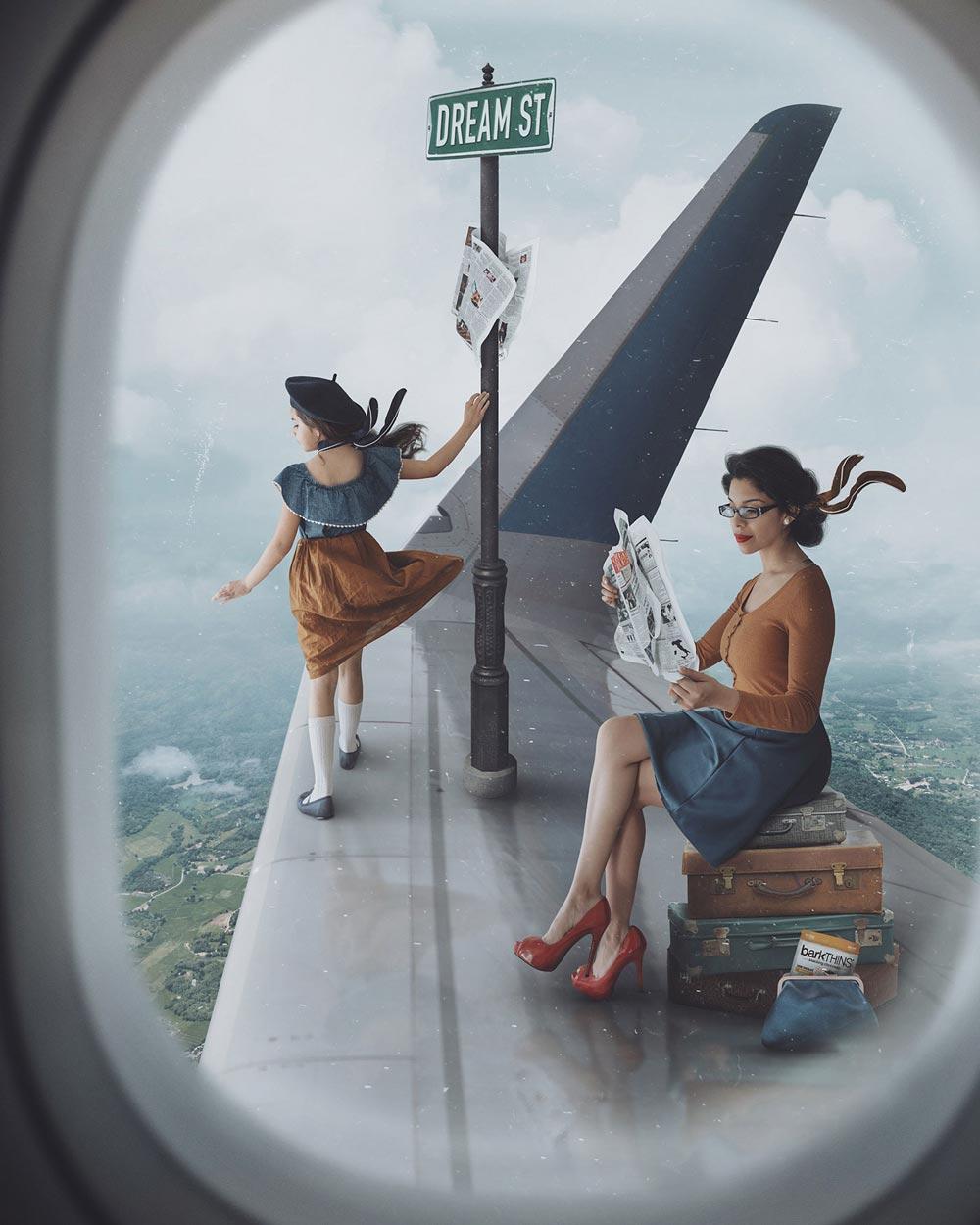 Vanessa Rivera 创意合成人像系列作品 时尚图库 第8张