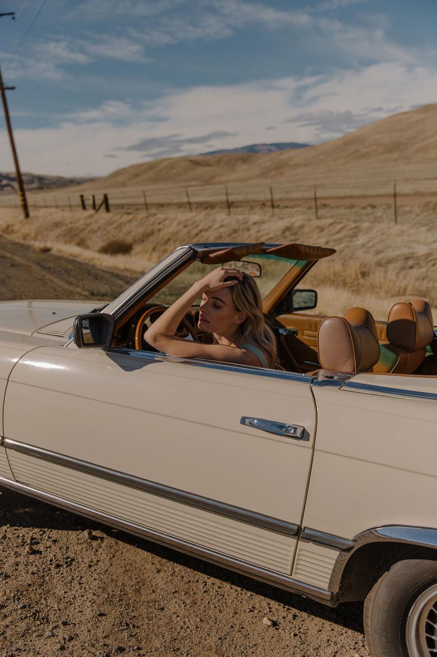摄影师Monika Ottehenning 外景人像作品【Road】 收集整理 第6张