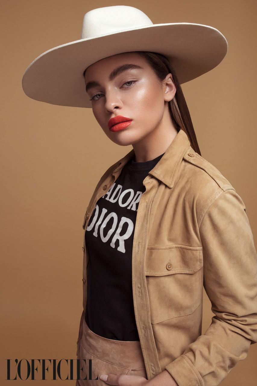 《L'Officiel Brazil》杂志时尚人像大片 时尚图库 第8张