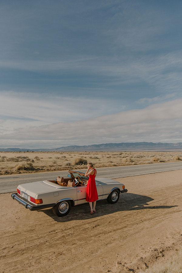 摄影师Monika Ottehenning 外景人像作品【Road】 时尚图库 第10张