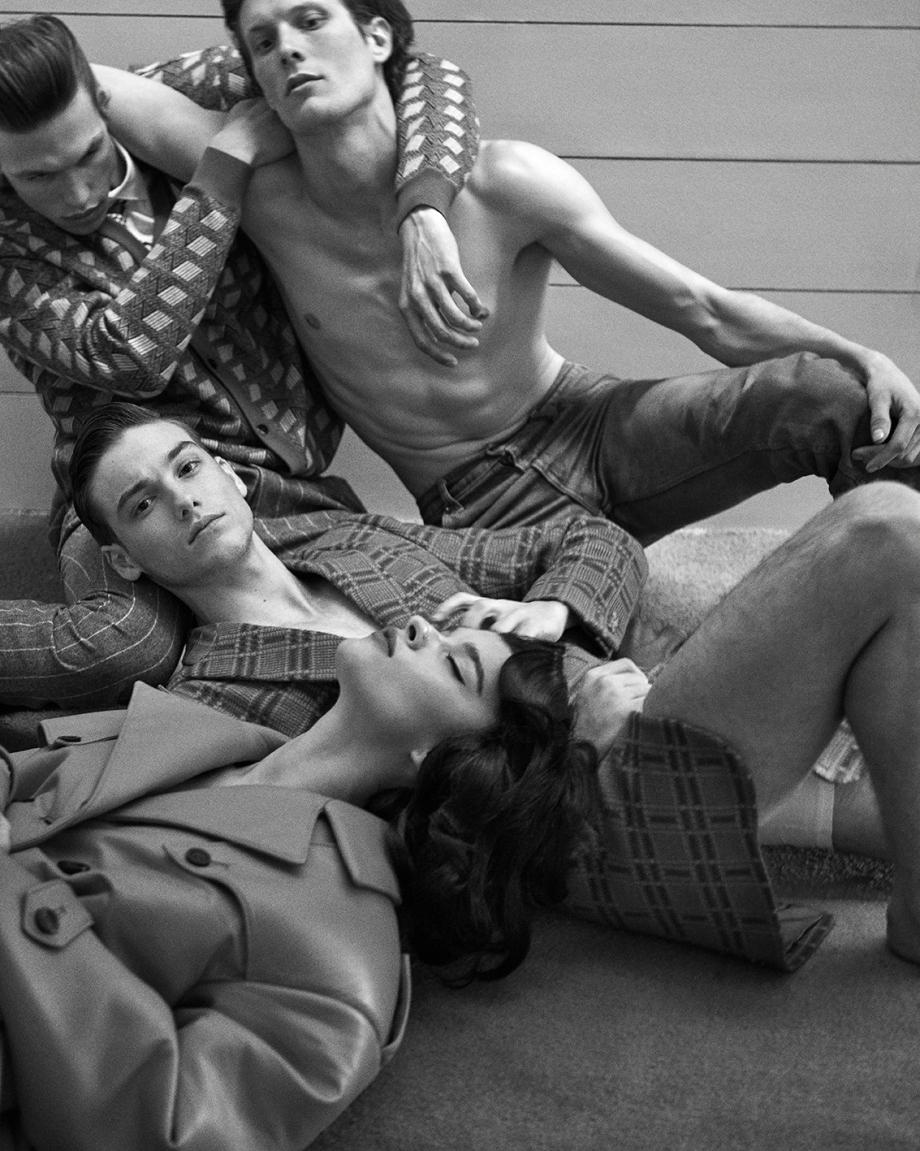 《Vogue》葡萄牙版 九月刊 Amor Sem Barreiras 西区故事 审美灵感 第14张