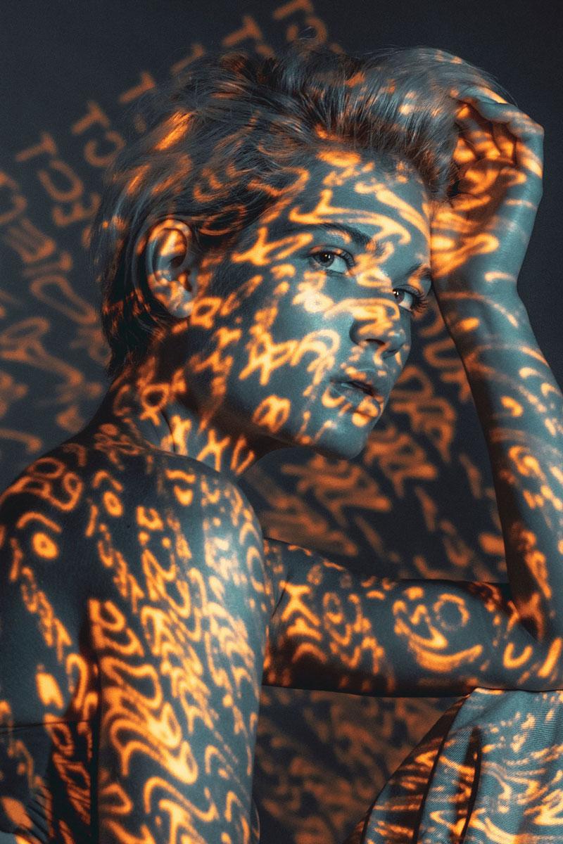 酷炫的创意人像摄影 ATZEN Skin Care // 19TONES 时尚图库 第7张